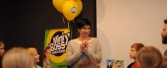 Марианна Луцив открыла в Киеве бизнес-школу для детей MINIBOSS