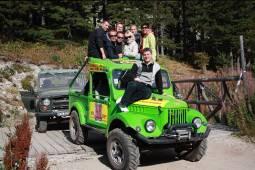Тимбилдинг программа Mountain Drive