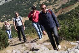 Командообразование и тимбилдинг в горах Dream Team